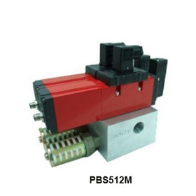 Monitored Pneumatic Valve | PBS512M
