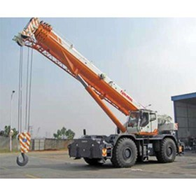Rough Terrain Crane | RT 100