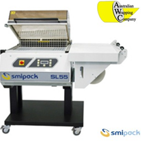 SMIPACK Hood Shrink Wrapper | SL55