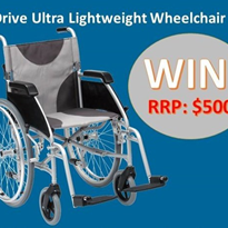 WIN a Wheelchair