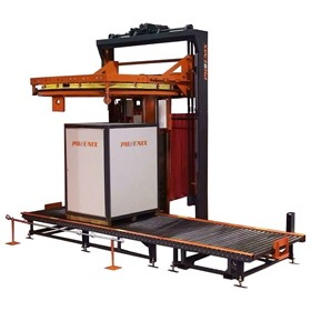 Rotary Ring Automatic Pallet Wrapper | PRRA 2100