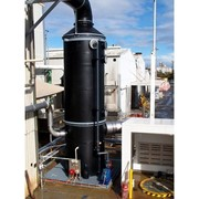 Counter Flow Fume Scrubber | Series C