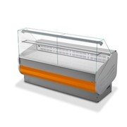 Deli Display Case | Square Profile Compact Display Salina 80/200