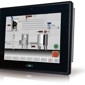 "Intelligent Industrial 10.4"" Panel PC 
