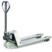 Pallet Truck – Stainless Steel