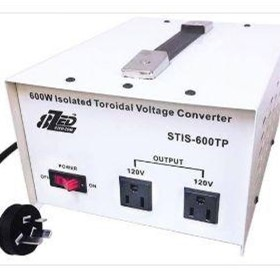 600W Isolated Toroidal Voltage Converter