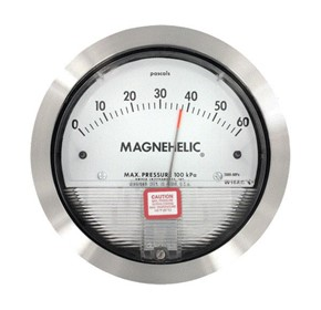 Dwyer Magnehelic® Differential Pressure Gauges Series 2000