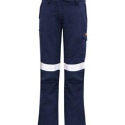 SYZMIK FIRE ARMOUR Ladies Inherent Fire Retardant Cargo Pant TAPED