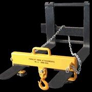 Fork Hook Attachment - Double Fork | FHADF2 - Forklift Attachments