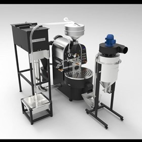 Full Line 22KG Coffee Roaster | Phantom Series