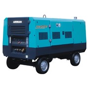 Large Mobile Air Compressors