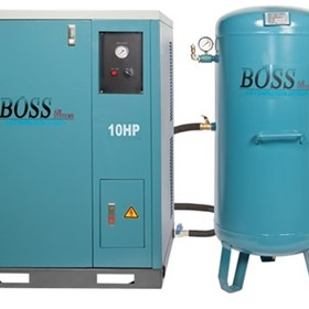 BOSS - 48CFM/10HP Silent Air Compressor(3 PHASE) - BQT50P