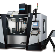 CNC Machining Centre | Pinnacle Trunion Series - AX500 - Ø500mm Table