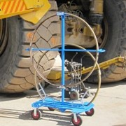 Twin Lock Ring Trolley with Loading Power | Tuff Safe