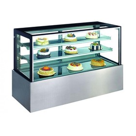 Standing Low Cake Display Cabinet/Fridge 900mm