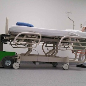 Movexx BM500-WFC battery electric bed mover