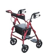 Days 2 in 1 Transit Rollator Seat Walker & Transport Chair