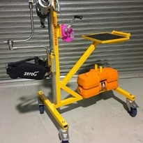 19kg Tool Payload Trolley System