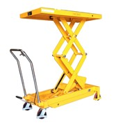 700KG Double Scissor Table Lifter/Trolley max table height 1500mm