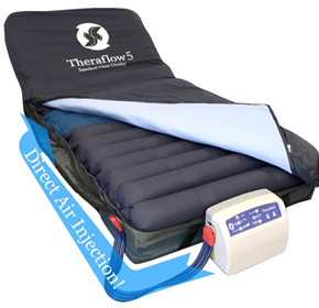 Air Alternating Overlay | Theraflow5 | Direct Sacral Therapy