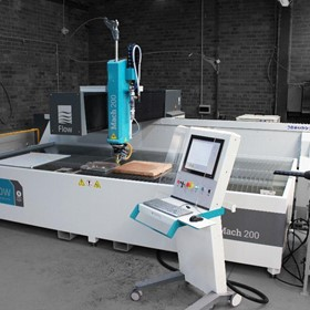 Waterjet Cutting Machine Mach 200
