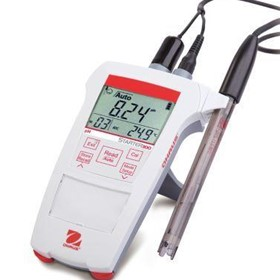 Ohaus Portable pH Meter | Starter 300
