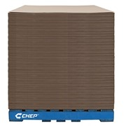 CHEP | Fluted Cardboard Sheets | 1165mm x 1165mm - 2.2mm