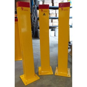 125X75mm Surface Mount Bollard X 800mm Height