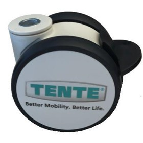 Linea Custom Design Castors (Minimum Quanties Apply For Logos)