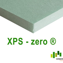 Extruded Polystyrene Insulation | XPS-zero