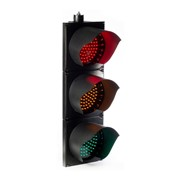 Traffic Light – 3 Aspect 200mm 12-24Vdc