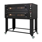 Electric 2 Deck Pizza Oven | Black Line BL 125/70