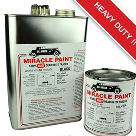 Heavy Duty Miracle Paint Rust Killer | Bill Hirsch