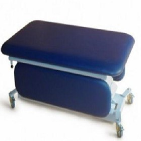 SX Change Table With Padded Side Rails - HT
