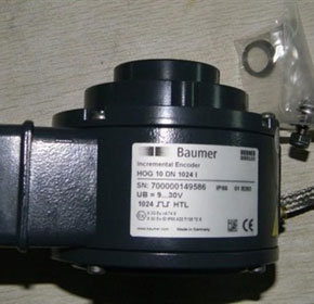 Heavy Duty Encoders and Tacho Generators | Baumer-Hubner