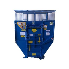 Top Load Recycling Balers | Ti 200 & Ti 100