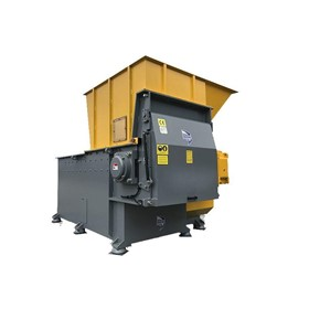 High Quality Commercial Wood Pallet Single Shaft Shredder Machine