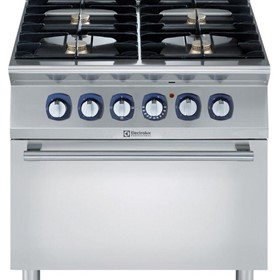 Gas 4 Burner Oven Range (371168)