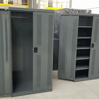 Scuba Gear Storage Cupboard | Storing Diving Equipment | Dive Equipment Cabinets