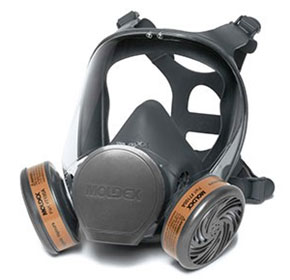 Full and Half Mask Reusable Respirators | Moldex
