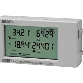 4 Channel Thermocouple Logger - Onset - Hobo UX120-014M