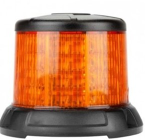 Amber Rotation/Strobe Micro II Dual Stack Beacon RB122