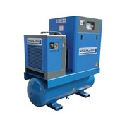 Full Feature Rotary Screw Air Compressor | 20HP HQ-Air