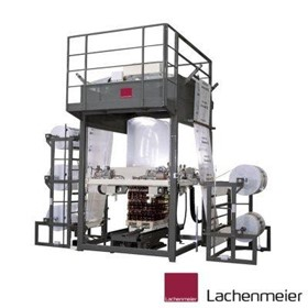 Shrink Wrap Machine | Lachenmeier Combi Flex