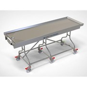 Mortuary Trolley I Bariatric Dissection Trolley