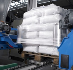 Stretch Wrapping Systems | BEUMER