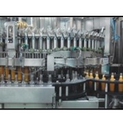 Non-Carbonated Beverage Glass Bottling and Filling Line - RCGF Series