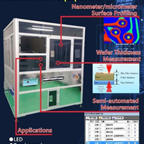 Multi-function Non-contact Measurement Equipment
