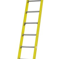 Fibreglass Single Ladder | INDALEX Pro Series