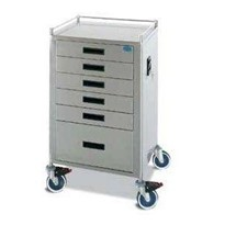50 Dosage Medication Trolley